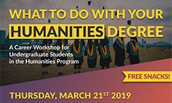 Humanities Event